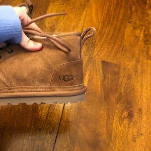 UGG Women's Neumel Sheepskin Chukka Boots